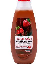 "<b>Гель</b> для <b>душа</b> ""<b>Fresh</b> Juice"" <b>Крем</b>-<b>гель</b> для <b>душа</b> Chocolate ..."