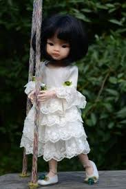 Кэнней (<b>Лиу</b>) от Паоло Рейна в лесу | <b>Paola Reina</b> dolls ...