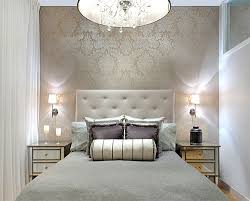 room elegant wallpaper bedroom: get a huge impact when you install wallcovering on just one wall