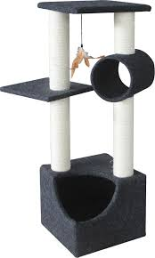 <b>Когтеточка</b>-комплекс для кошек <b>Pet Choice</b>, 35х35х105 см, цвет ...