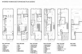 The Inverted Warehouse Townhouse of New York   Home Design LoverInverted Warehouse Townhouse