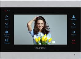 Отзывы на Монитор <b>видеодомофона Slinex SL-07M</b>, Silver Black ...