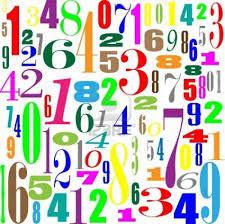 Risultati immagini per les nombres
