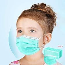 FlyKits 10 Pack PM2.5 <b>Anti</b> Dust Face Respirator for Adults <b>Children</b> ...