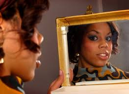 Image result for girl in the mirror