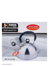 <b>Чайник</b> металлический <b>Bekker</b> 2292864 в интернет-магазине ...