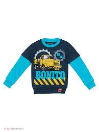 <b>Свитшот Bonito</b> kids 2744366 в интернет-магазине Wildberries.ru
