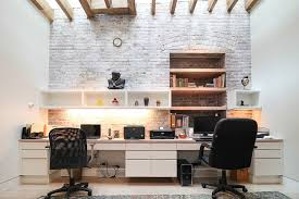 ingenious home office design combines modern and traditional styles with ease design bespoke architecture architecture office design
