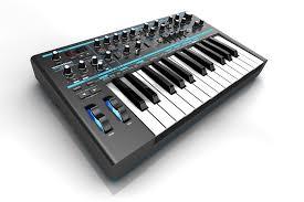 Купить аналоговый моно-<b>синтезатор Novation Bass Station</b> 2 в ...
