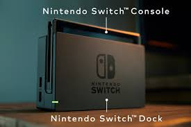 Image result for nintendo switch console base