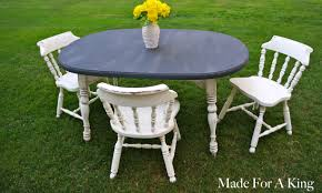 Shabby Chic Dining Room Table Stunning Shabby Chic Dining Table With Bench On Furniture Design
