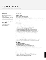 resume kern creative all rights belong to kern creative