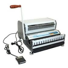 Akiles <b>WireMac</b> E 2:1 Electric <b>Wire Binding</b> Machine