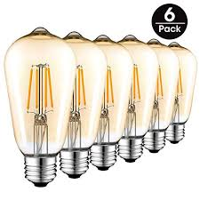 <b>LED</b> Edison Bulbs: Amazon.co.uk