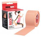 <b>Кинезио-тейп RockTape</b> 5 см х 5 м, бежевый бежевый цвет ...