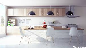 amazing white wood furniture sets modern design:  images about kitchen on pinterest cabinets eames and modern kitchens