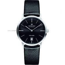 men s hamilton intra matic 38mm automatic watch h38455731 mens hamilton intra matic 38mm automatic watch h38455731