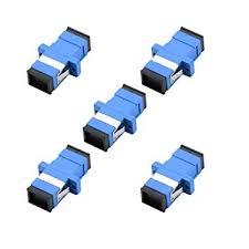 SC Fiber Optic Adapter - Comm Cable SC to SC ... - Amazon.com