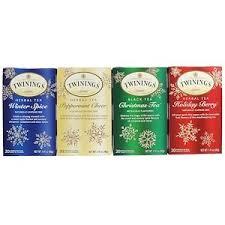 Twinings, <b>Seasonal Tea Variety</b> Pack, Special Edition, Holiday, 4 ...