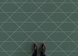 Diamond <b>Stripe Geometric</b> Vinyl Flooring   Atrafloor