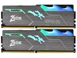 <b>Модуль памяти Kingmax Zeus</b> Dragon RGB DDR4 DIMM 3200MHz ...