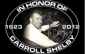 Carroll Shelby Memorial To Be Streamed Live Tonight