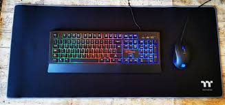 <b>Thermaltake Ttesports Challenger</b> Combo Keyboard and Mouse ...