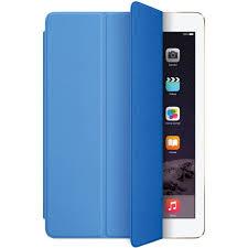 <b>Чехол</b>-<b>обложка Apple iPad</b> Air <b>Smart Cover</b> MGTQ2ZM/A Blue ...