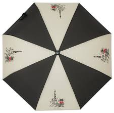 Купить <b>Зонт автомат FLIORAJ</b> Наив Собаки черный/белый по ...
