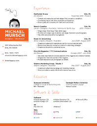 resume template the best cv amp templates 50 examples design 79 awesome creative resume templates template