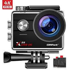 Campark X25 Native 4K Action Camera Ultra HD ... - Amazon.com