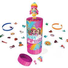 <b>Игрушка</b>-хлопушка с <b>сюрпризом</b>, 1 кукла Party Popteenies ...