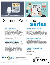 granite falls school district we are granite work source series of workshops hosted by gf library