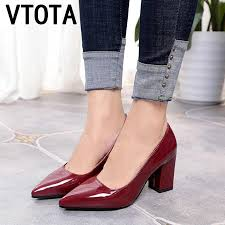 Detail Feedback Questions about <b>VTOTA Women</b> Pumps Pointed ...