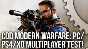 Call of Duty Modern Warfare Multiplayer: PS4/Pro/Xbox One/X/PC ...