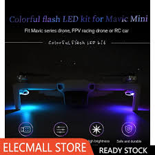 <b>STARTRC</b> DJI Mavic <b>MiNi Drone</b> Rechargeable LED Light Night ...