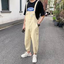 <b>Summer</b> jumpsuits <b>men tooling</b> clothing hip-hop web celebrity trill ...