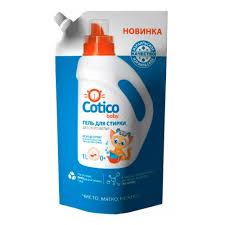 <b>Гель для стирки</b> COTICO BABY, для детского <b>белья</b>, 1л, мягкая ...