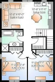 Garage plans  Garage and Bedrooms on PinterestHouse Plan       Square Feet  Bedrooms  Bathroom  Above Garage