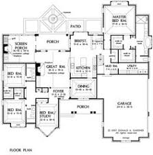 Home plans  Square feet and House plans on PinterestGround Floor  Plan B   i really like the layout  The bedrooms and bathroom downstairs  the master suite set up  the size and layout of the garage