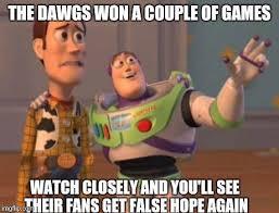 SEC football's best memes for Week 10 via Relatably.com