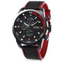 <b>CURREN 8250 Casual Men</b> Quartz Watch #smartwatches ...