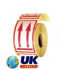 UK <b>Labels</b> Roll <b>Labels</b>
