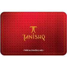 Tanishq Jewellery Gift Card -Rs. 1000 : Amazon.in: Gift Cards