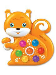 Музыкальная <b>игрушка</b> обучающий Котёнок HT880-R <b>ТМ Умка</b> ...