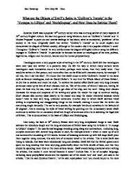 how effective is modest proposal by jonathon swift  gcse
