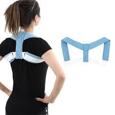 spine posture corrector protection back shoulder correction band humpback pain relief brace
