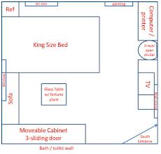 bedroom feng shui layout photo 2 bedroom feng shui design