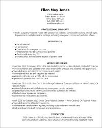 resume templates pediatric nurse medical surgical nurse duties and    resume templates pediatric nurse medical surgical nurse duties and responsibilities