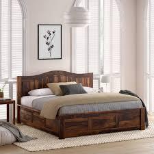 <b>Sheesham Wood</b> Bed